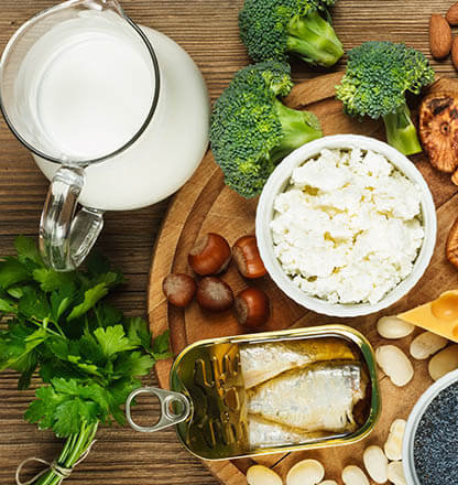 Vitamin D and Calcium New Research